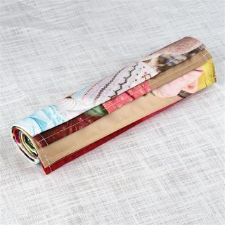 set de table personnalis en tissu set de table photo de. Black Bedroom Furniture Sets. Home Design Ideas