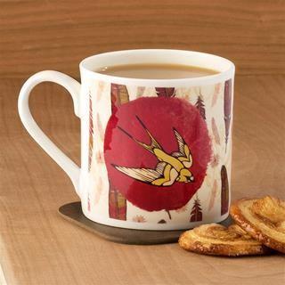 custom printed mug with design