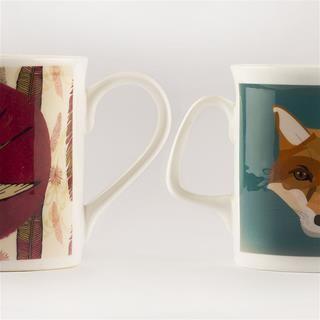 custom coffee mug different sizes