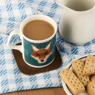 custom tea mug with design