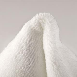 soft towel fabric detail
