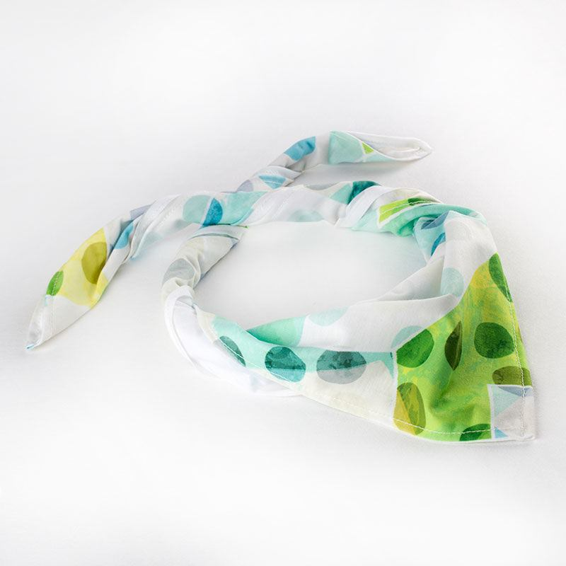 bandane personalizzate seta