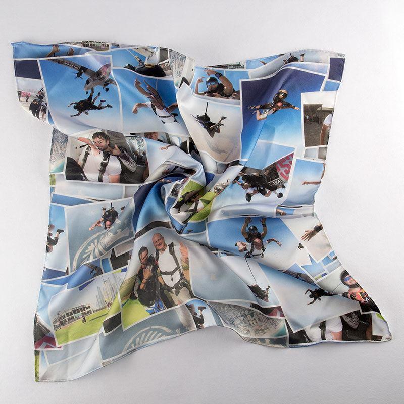 bandana bedrucken halstuch selbst gestalten 4 stoffe. Black Bedroom Furniture Sets. Home Design Ideas
