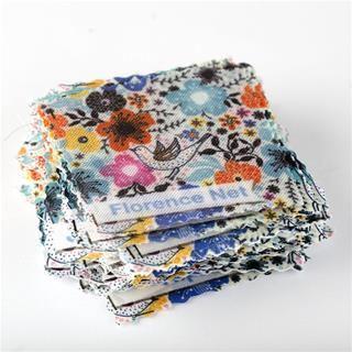 pack échantillons tissus imprimés même design