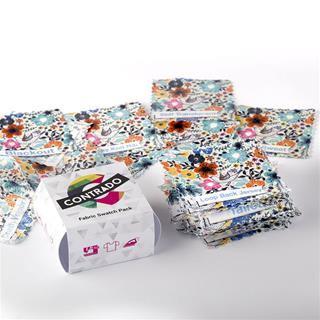 pack échantillons tissus imprimés de qualité