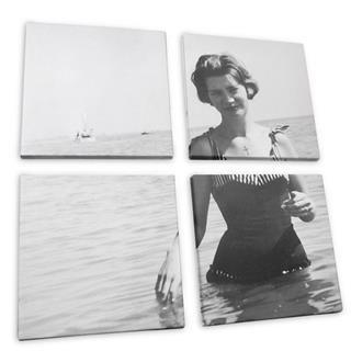 lienzo multipanel personalizado con foto vintage