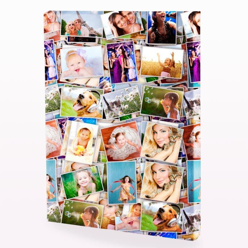 photo collage canvas prints collage canvas prints you design
