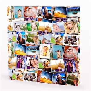 canvas montage with your photos