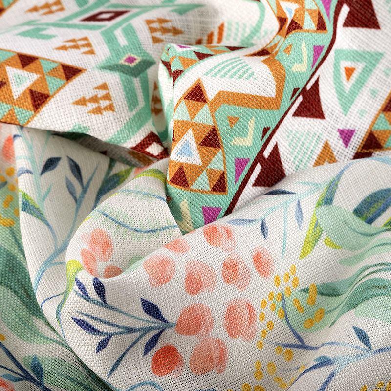 Sample Our Fabric Printing Custom Textile Sample Print Test