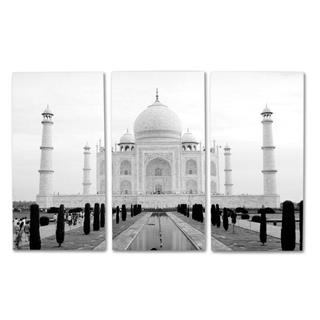 monochrome triptych canvas prints