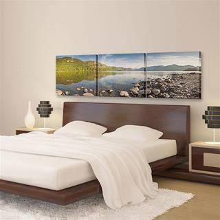 3 piece canvas art for bedroom