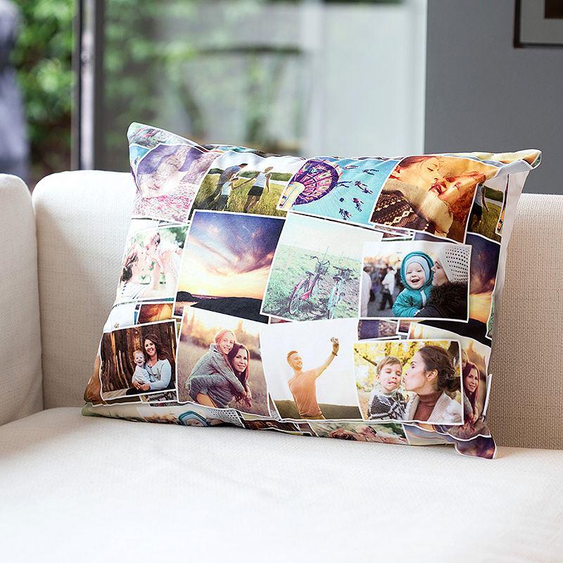fotokissen gestalten mit foto text oder design bedrucken. Black Bedroom Furniture Sets. Home Design Ideas