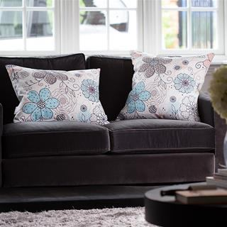 Pattern personalised Luxury cushion