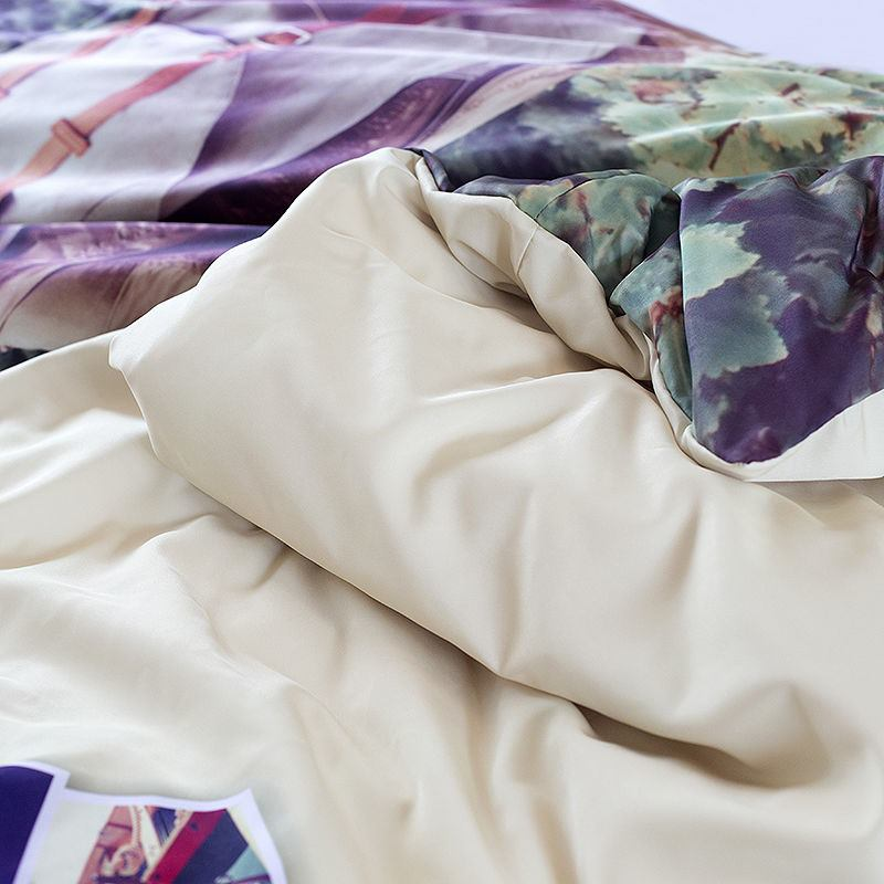 Personalized Duvet Cover Details