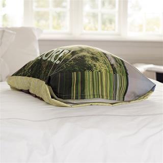 枕カバープリント