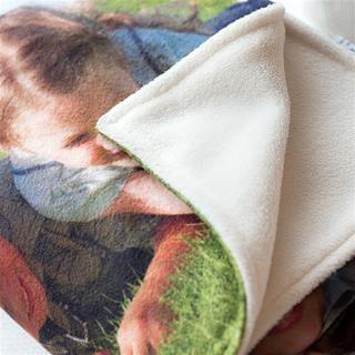 coperte pile personalizzate