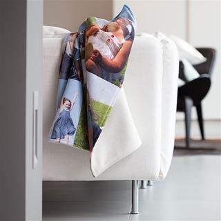 mantas personalizadas con fotos
