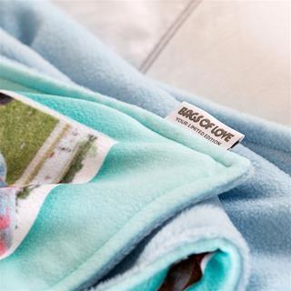 plaid personnalisé tissu qualité