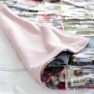 stampa foto su coperta