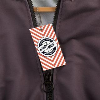 cartellini per abbigliamento da personalizzare
