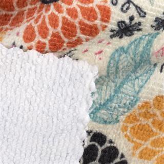 customised towel designer fabric