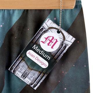 cartellini abbigliamento personalizzati online