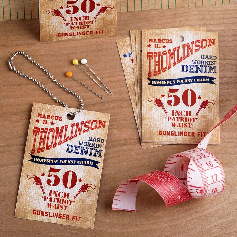 Custom Printed Hang Tags. Make Your Own Swing Tickets & Hang Tags