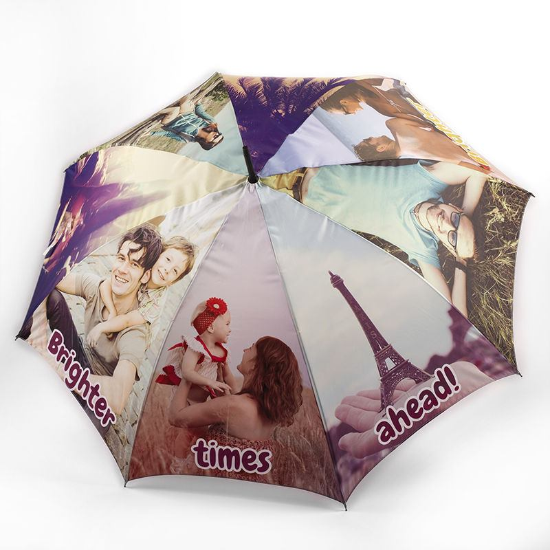 Personalised Umbrella with collage