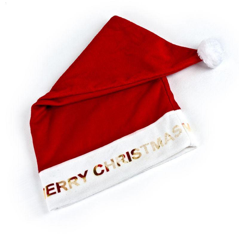 Personalised christmas santa hats for babies kids adults