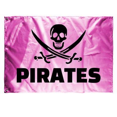 Print on Custom Flags