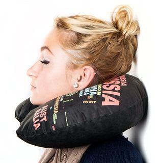 Nackenrolle mit Foto Geschenk