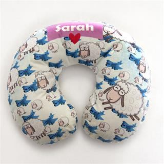 personalised neck pillow