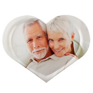 original heart shaped tray