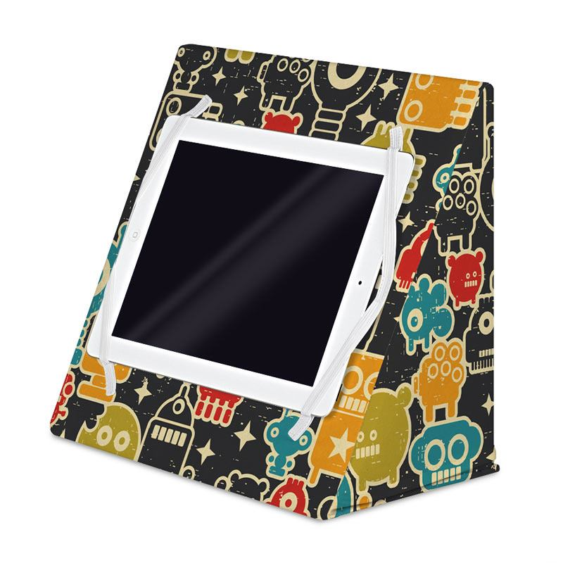 ipad stand mit fotos ipad halterung selber machen. Black Bedroom Furniture Sets. Home Design Ideas