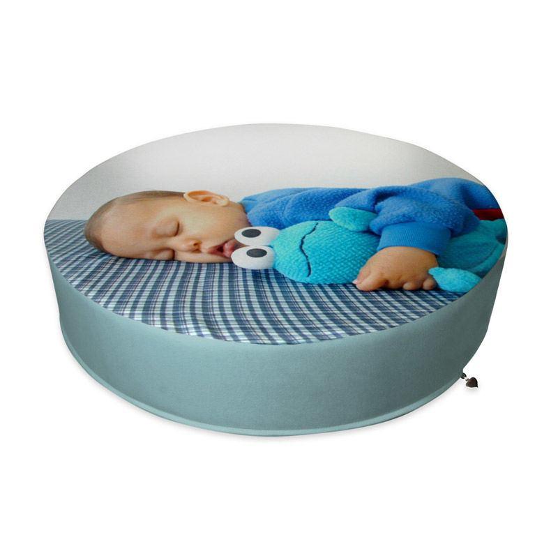 Pouf rotondo personalizzato cuscino rotondo da pavimento - Cuscino da pavimento ikea ...