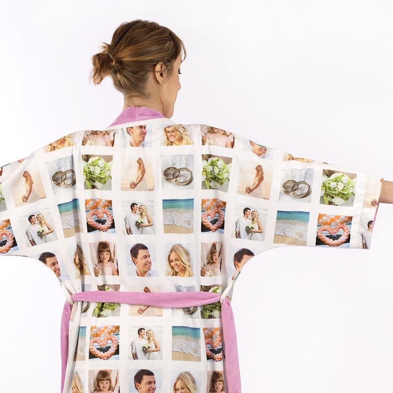 Custom Print Kimono With Photos | Custom Kimono Designed By You