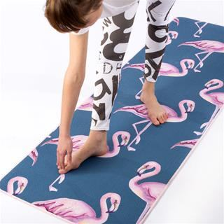 custom printed yoga mat for men and women