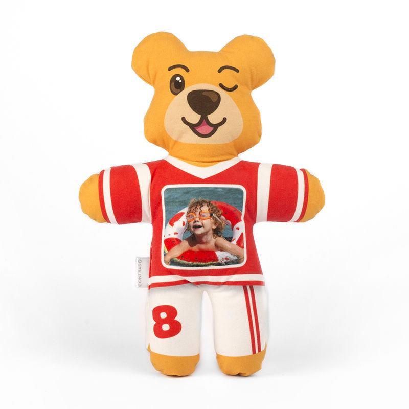 Contrado Personalised Printed Teddy