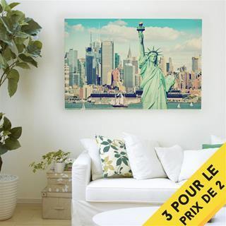 tableau photo personnalisé new york