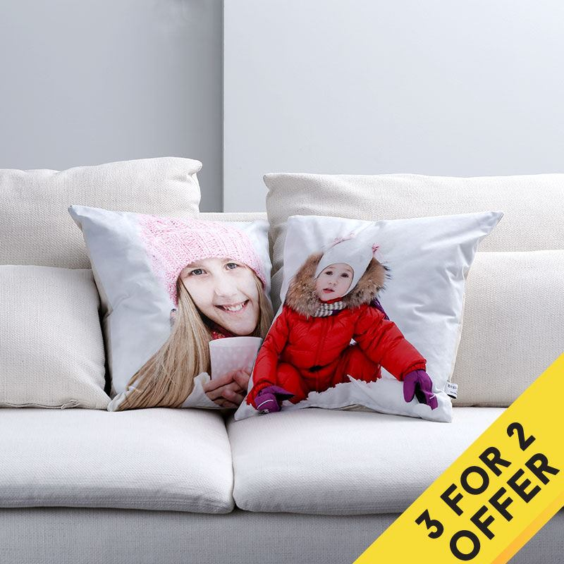 Photo Cushion Personalised Photo Cushions Personalised