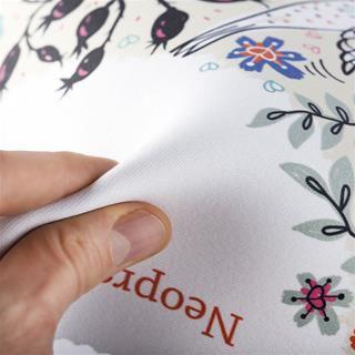 printed neoprene fabric waterproof