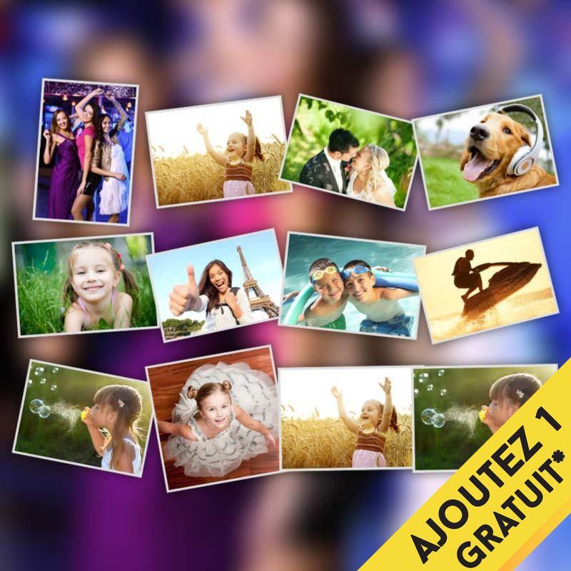 Assez Posters personnalisés photomontage | Photomontage sur poster WL64