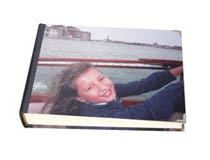 small photo album girl
