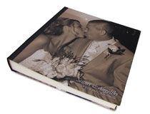 large wedding  photo album