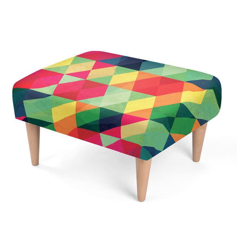 fu hocker selbst gestalten mit fotos text 10 jahre. Black Bedroom Furniture Sets. Home Design Ideas