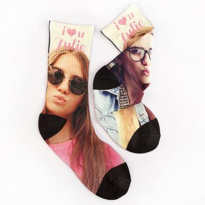 calcetines personalizados con fotos