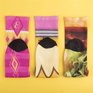 Personalize Printed Socks