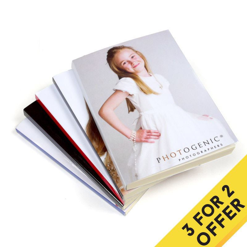 personalised photo notebooks