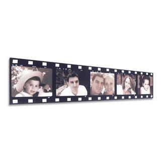 customised 5 photo collage filmstrip
