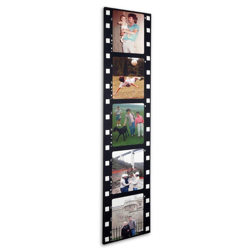 filmstreifen collage selbst gestalten leinwand bedrucken. Black Bedroom Furniture Sets. Home Design Ideas